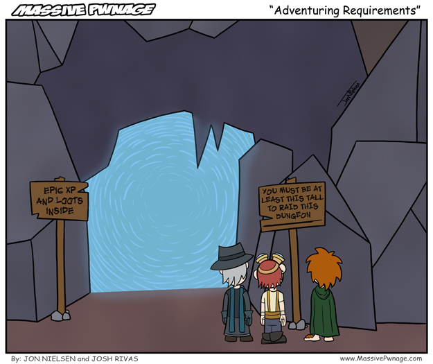 Adventuring Requirements