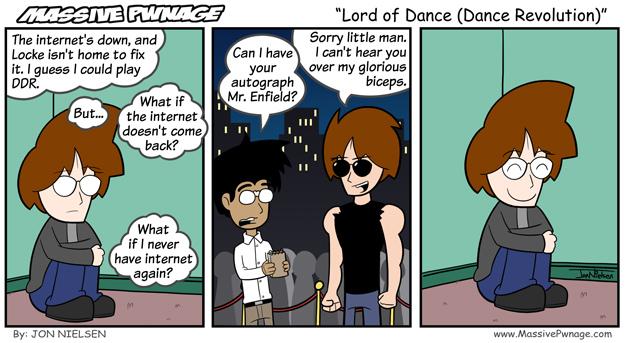 Lord of Dance (Dance Revolution)