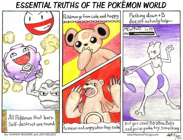 Pokemon Truths