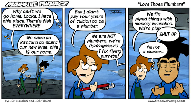 Love Those Plumbers