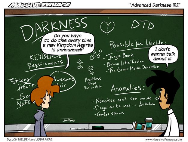 Advanced Darkness 102
