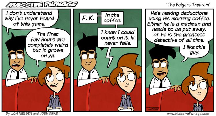 The Folgers Theorem