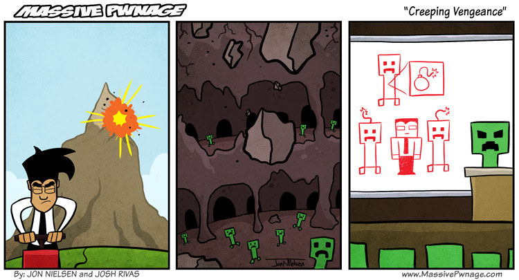 Creeping Vengeance