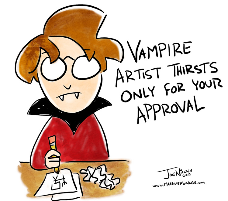 Vampire Artist
