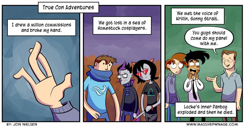 True Con Adventures