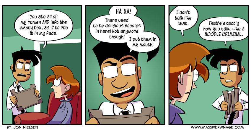 Noodle Criminal