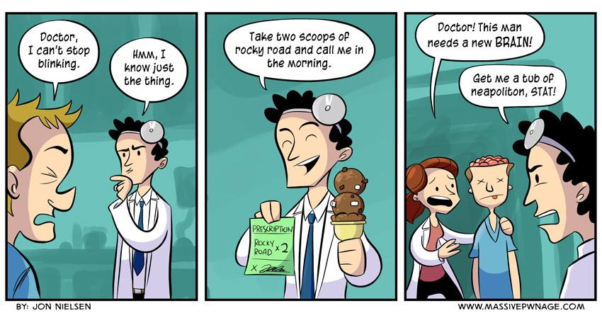 Doctor Ice Cream