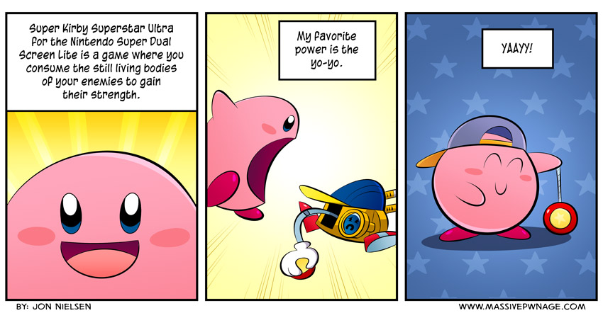 Kirby Summed Up