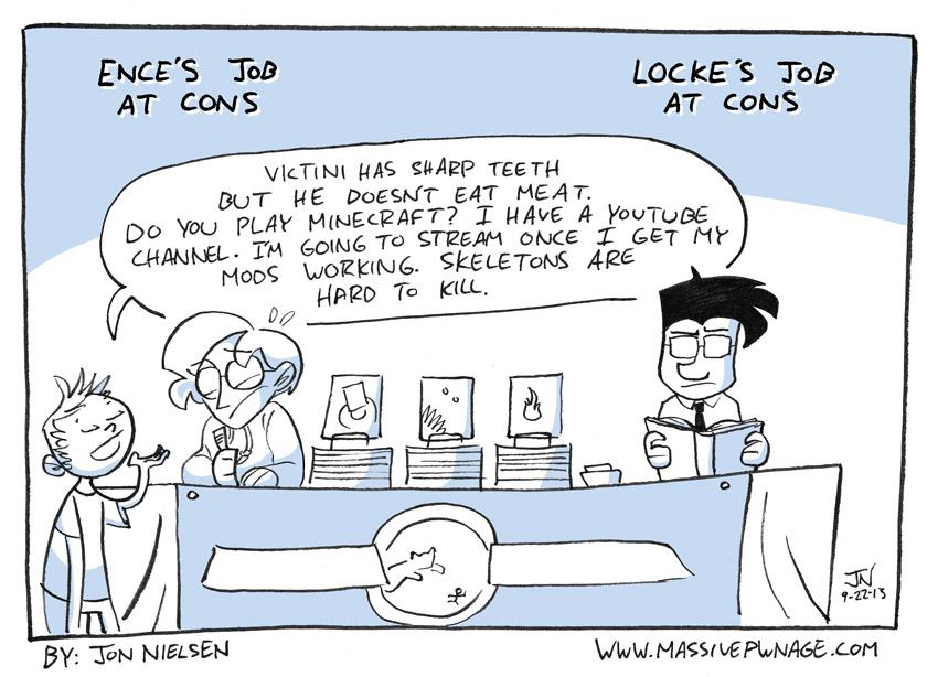 Con Jobs