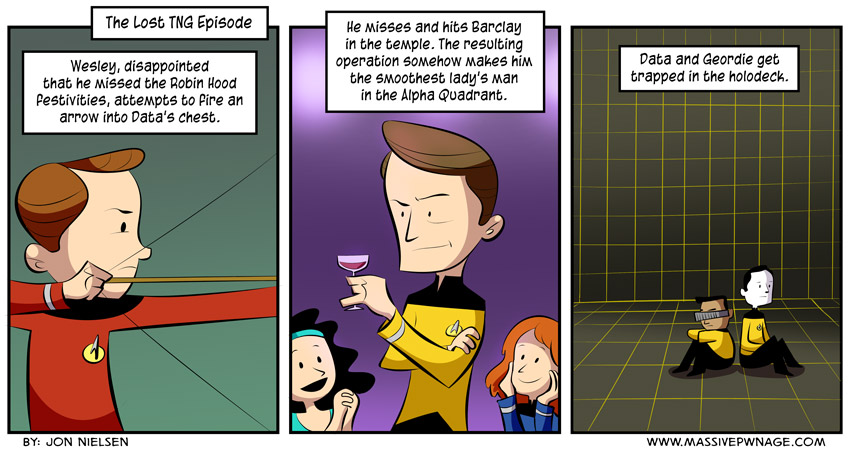 TNG Lost Episode