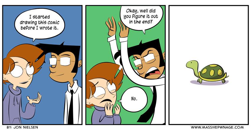 This Comic is Meta