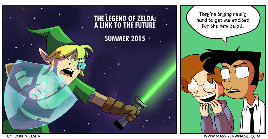 Zelda After Zelda After Zelda