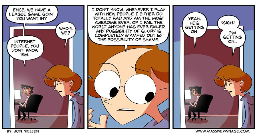 Theoretical Shame